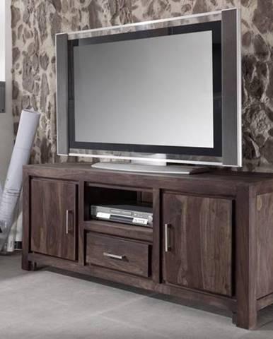 MONTANA TV stolík 145x60 cm, palisander