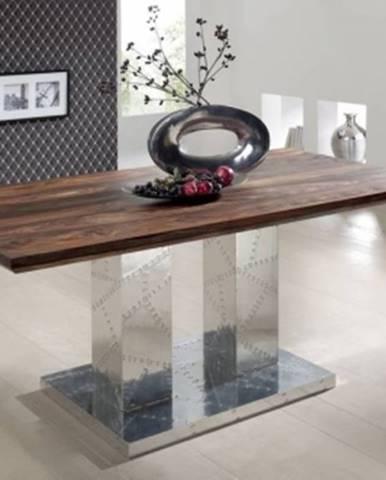 PLAIN SHEESHAM Jedálenský stôl 160x90 cm