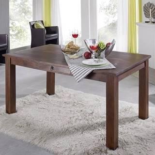 CAMBRIDGE Jedálenský stôl 120x85 cm, akácia