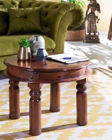 CAMBRIDGE Konferenčný stolík 60x60 cm, akácia