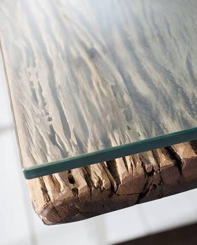 Sklo na jedálenský stôl BARAKUDA 180 cm