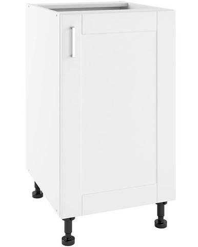 Kuchynská skrinka Milano Bianco Super Mat PO 45