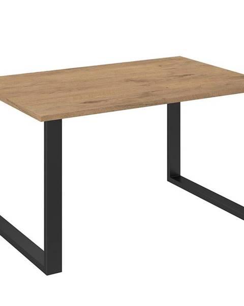 MERKURY MARKET Jedálenský stôl 138x90 dąb lancelot
