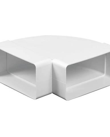 Horizontálne ploché koleno (55x110) 90