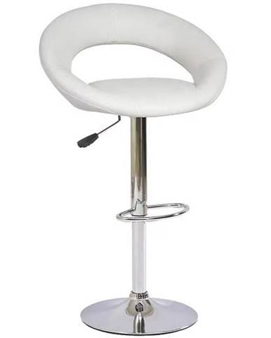 Barová stolička  Flex krémová 7113