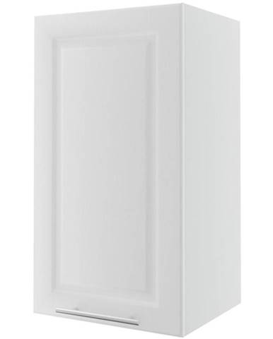 Kuchynská skrinka Emporium w2/40 white/kor.biela