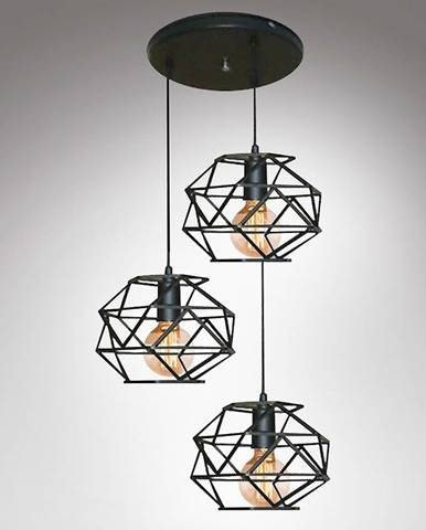 Lampa Cage 2683/3 CZ LW3