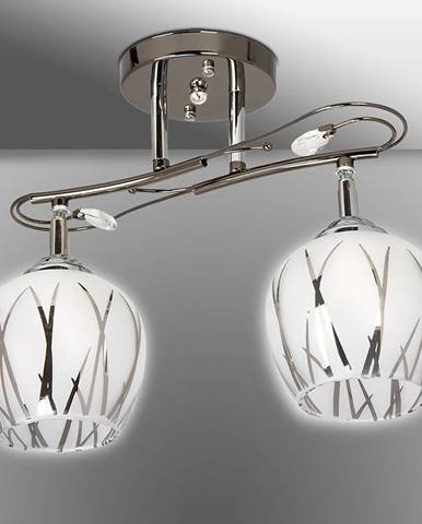 Lampa W-A2435/2 Chrom Lw2