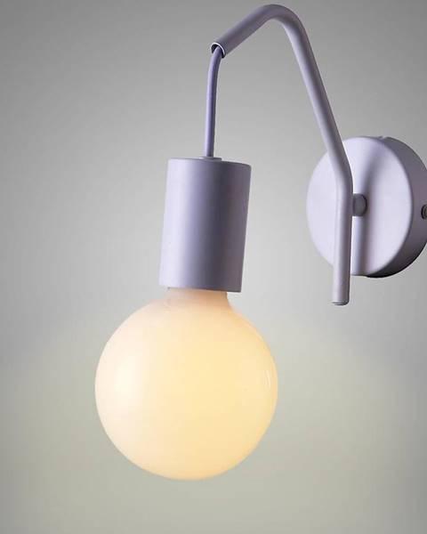 MERKURY MARKET Basso Svietniková lampa 1x40w E27 Biela matná