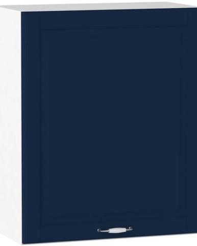 Kuchynská skrinka Moniuszko W60 SU P/L námornícka modrá mat BB