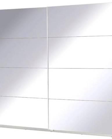 Skriňa  Twister 1 225 cm zrkadlo