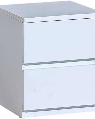 Nočný stolík Arca AR10 Biely