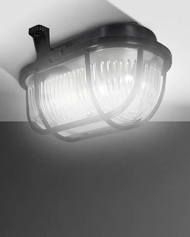 Luster 90045 oválna 60W čierna