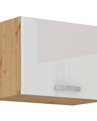 Skrinka do kuchyne ARTISAN biela lesklá 50GU-36 1F