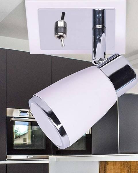 MERKURY MARKET Nástenná lampa Nora 1 white BI LS1