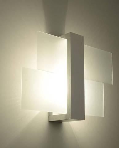 Nástenná lampa Luizjana 1 WHITE A-0
