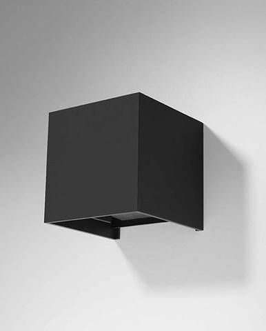 Nástenná lampa Filadelfia BLACK LED