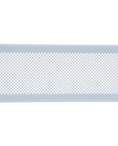 Vetracia mriežka K5-ML-B biely rám 195x485