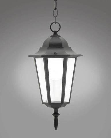 Visiaca záhradná lampa Liguria 1047HB black LW1