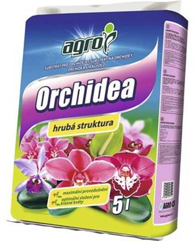 AGRO Substrat na orchidey 5l