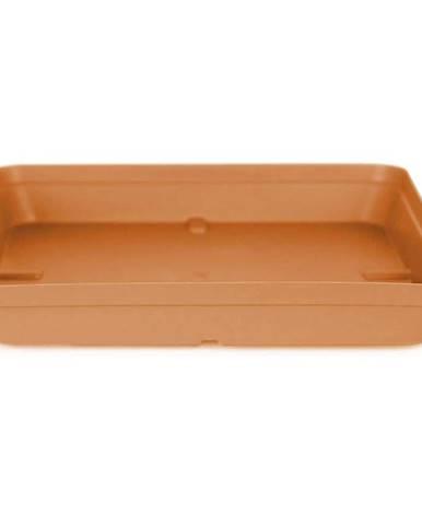Podstavec CAPRI SQUARE 40 cm light terracotta