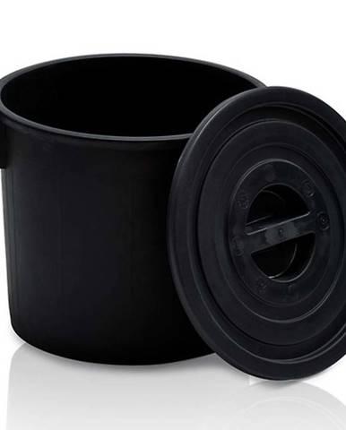 Nádoba 35L/čierna