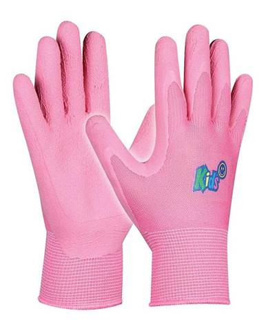Rukavice Kids rúžové