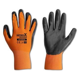 Ochranné rukavice Nitrox org.