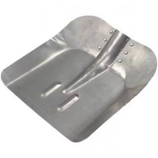 Plochá malá hliníková lopata
