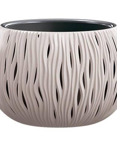 Kvetinač Bowl Sandy Mocca Dsk370-7529u
