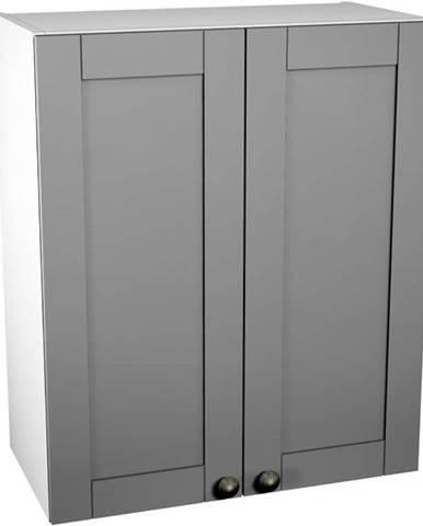 Kuchynská skrinka Linea G60 grey