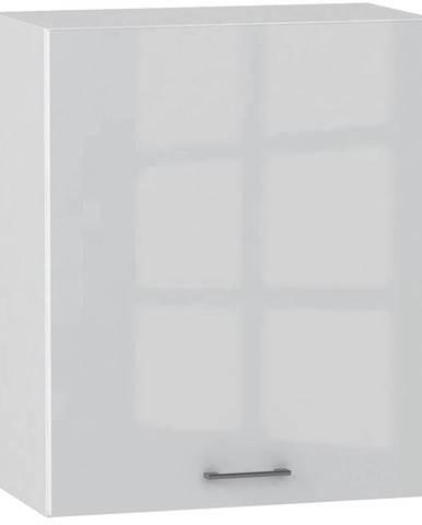 Skrinka do kuchyne Alvico W60 P/L luxe blanco BB