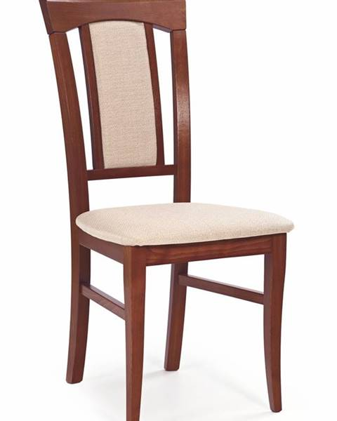 Halmar Konrad jedálenská stolička čerešňa antická