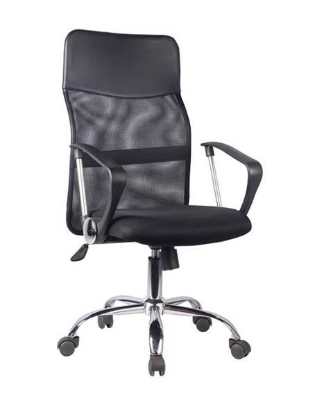 Tempo Kondela TC3-973M 2 New kancelárske kreslo s podrúčkami čierna