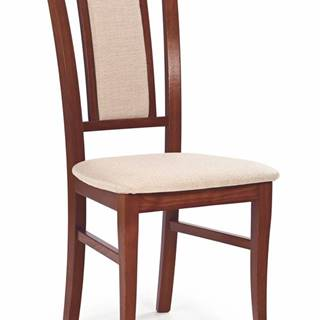 Konrad jedálenská stolička čerešňa antická