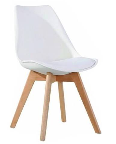 Bali 2 New jedálenská stolička biela