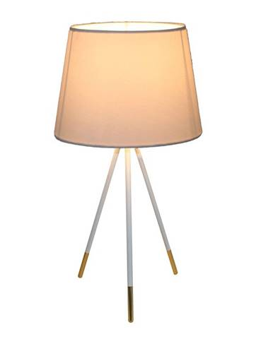 Jade Typ 5 stolná lampa biela