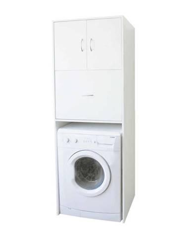 Natali Typ 9 skrinka nad práčku biela