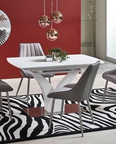 Palermo rozkladací jedálenský stôl biela