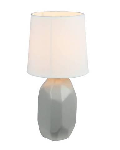 Qenny Typ 2 stolná lampa sivá