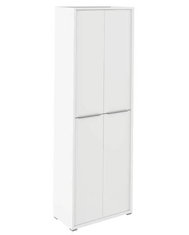 Rioma Typ 05 štvordverová kancelárska skriňa biela