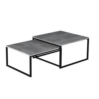Nasto konferenčný stolík betón