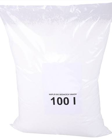 EPS 100 náplň do sedacích vakov biela