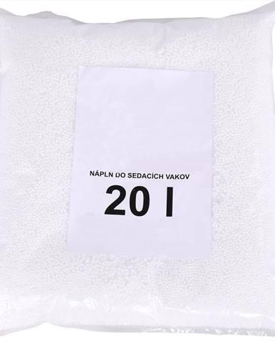 EPS 20 náplň do sedacích vakov biela