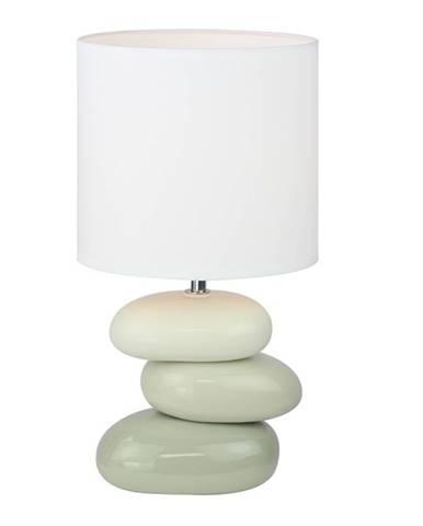 Qenny Typ 4 stolná lampa sivá