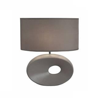 Qenny Typ 11 stolná lampa sivá