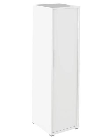 Rioma Typ 20 vešiaková skriňa biela