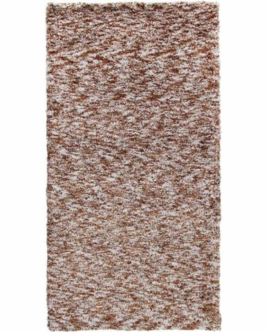 Toby koberec 80x150 cm svetlohnedá melírovaná