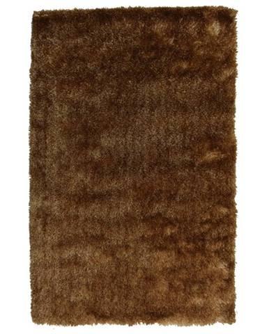 Deland koberec 170x240 cm hnedozlatá