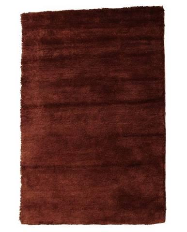Luma koberec 80x150 cm bordovohnedá